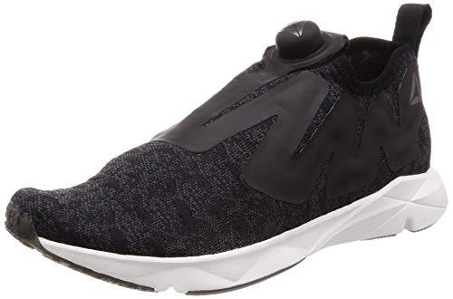 Reebok Pump Supreme, Scarpe da Fitness Unisex-Adulto, Multicolore (Ice/Black/Ash Grey/W 0), 41 EU