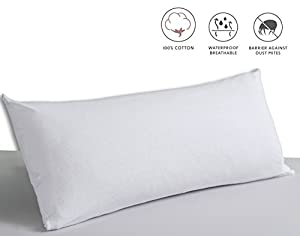 Tural – Waterproof and breathable zipped pillowcase. 100% Terry Cotton