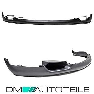 DM Autoteile Maxzda MX5 NA Frontspoiler Lippe Limited Edition Look Schwarz 89-98 + Lufteinlaß