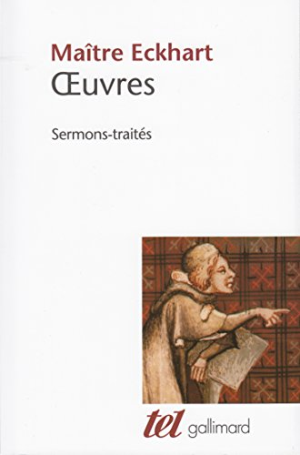 Oeuvres de Matre Eckhart : Sermons-traits