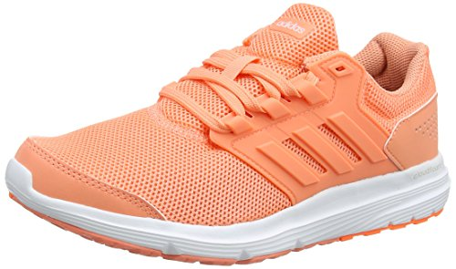 adidas Damen Galaxy 4 Traillaufschuhe Orange Cortiz/Nartra 000, 38 EU