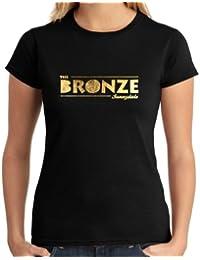 The Bronze Inspired by Buffy The Vampire Slayer Ladies T-Shirt