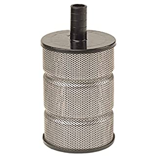 Stainless steel filter D.120X170 logging 35-40