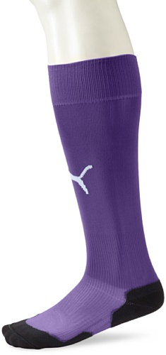 PUMA Herren Stutzen Football Socks Team Violet-White, 5