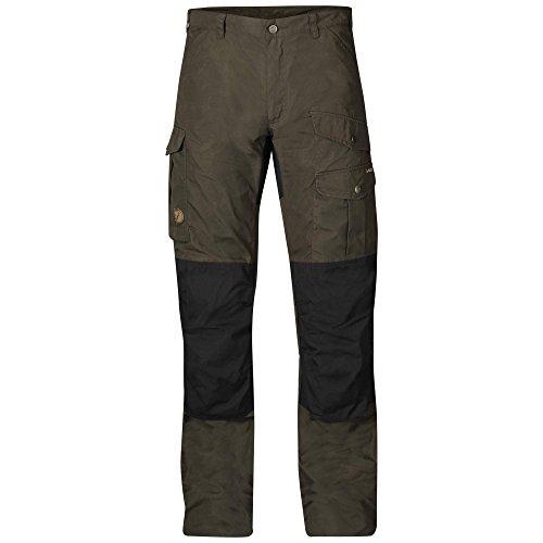 Fjällräven Herren Barents Pro Trousers Hose, Grün (Dark Olive), 50