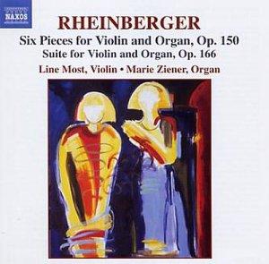 Werke für Violine und Orgel