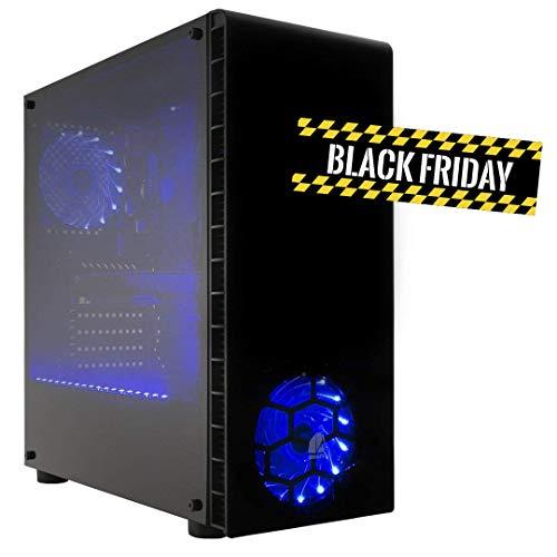 NITROPC - PC Gamer Z Mod *Black Friday* (i7, GTX1060 6GB, SSD 240, 1TB, 16GB + Windows 10*)