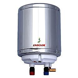 CASCADE Silver Shower 3 Ltr 3 Kw Instant Cum Storage Water Heater