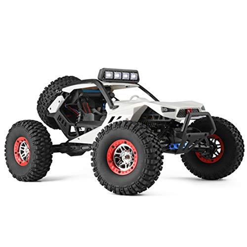 Happy event Wl 540Brush Motore High Speed 40 km/h 1:12 4D 2.4 G telecomando auto