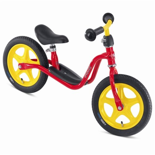 Puky Learner Bike Red LR1