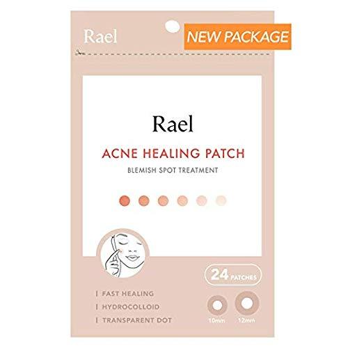 Rael acné hidrocoloideo parche curación 1 paquete