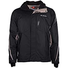 Columbia Men 's Blancher Mountain OMNI-TECH Chaqueta