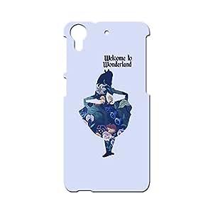 BLUEDIO Designer Printed Back case cover for HTC Desire 626 - G0070