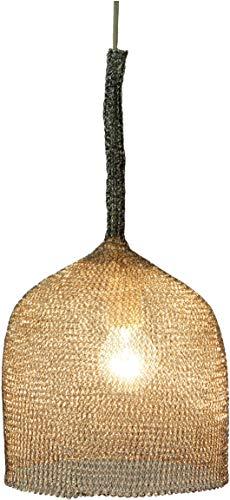 Guru-Shop Deckenlampe/Deckenleuchte, Drahtleuchte Lron Hat - Handgefertigte Designleuchte, Drahtgeflecht, Eisen, 34x16x16 cm, Bali Deckenleuchten Bild Hats