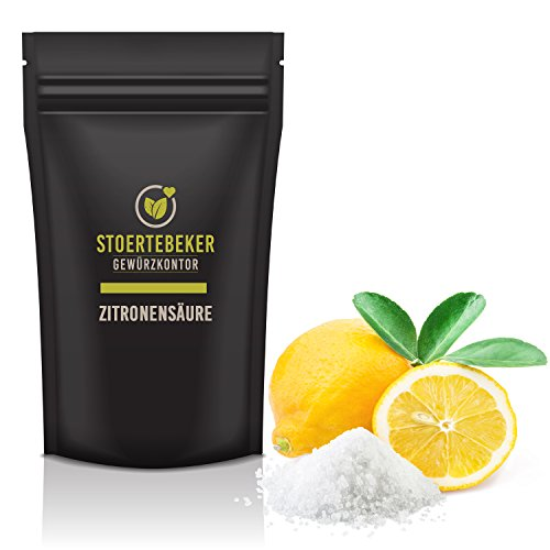 1kg Zitronensäure Lebensmittelqualität Antioxidationsmittel Citronensäure 1kg Beutel - Pro Serie
