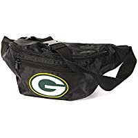 Forever Collectibles Green Bay Packers Black NFL Sac Banane
