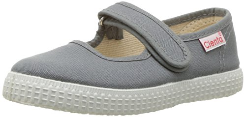 c848a08f1df10 Cienta Kid's 56000 Mary Jane Solid Canvas Hoop and Loop Girls  (Infant/Toddler/Little Kid)