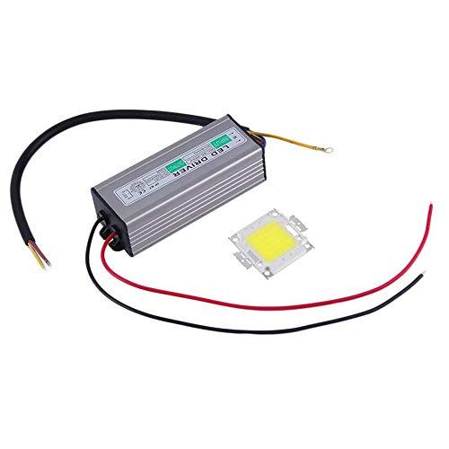 100W LED SMD Chip Leuchtmittel mit 100W Hohe Wasserdichte LED Treiber Netzteil
