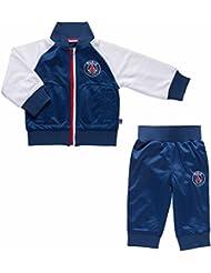 Survetement PSG - Collection officielle PARIS SAINT GERMAIN - Taille bébé garçon