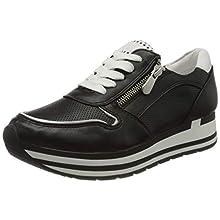 MARCO TOZZI 2-2-23717-34, Sneakers Basses Femme, Noir (Black Comb 098), 37 EU