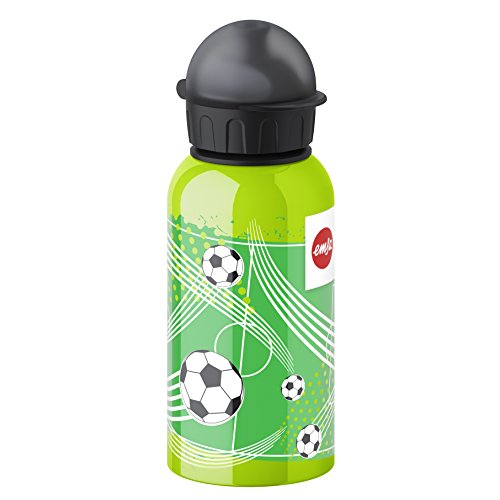 "Price comparison product image Emsa Soccer ""Kids"" Drinking Flask,  Multi-Colour,  0.4 Litre"