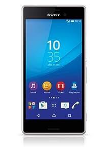 Sony E2303 Xperia M4 Aqua Smartphone débloqué (Ecran: 5 pouces) Argent (import Italie)