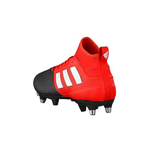 Ftwr vermelho 17 3 Adidas Vermelhas Sg Preto Homens Núcleo Chuteiras Ace Primemesh Branco gCfx1ppwq