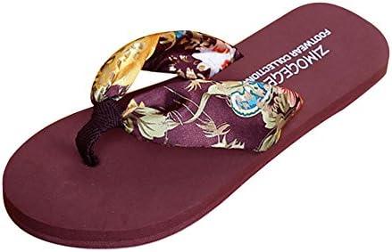 Venmo Sandalias Zapatilla Interior Al Aire Libre Playa de Chanclas Zapatos de Mujer Verano
