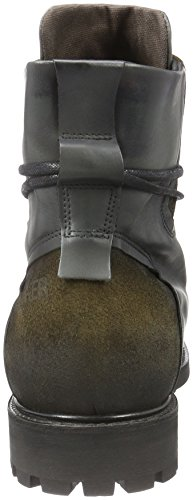 Bunker Booty, Chaussures bateau homme Schwarz (Taupe)