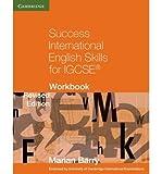 [(Success International English Skills for IGCSE Workbook)] [Author: Marian Barry] published on (November, 2010)