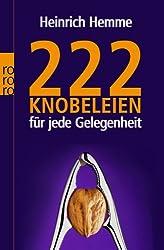 222 Knobeleien für jede Gelegenheit