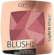 Catrice BLUSH BOX GLOWING + MULTICOLOUR 020 IT'S WINE O&#
