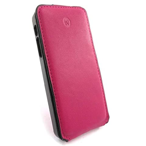 Bei iphone 5 'Lafayette' rosa fuchsia.