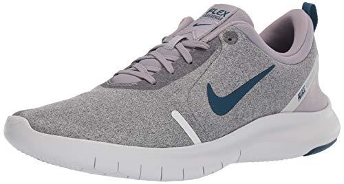 Nike Herren Flex Experience RN 8 Laufschuhe, Grau (Atmosphere Grey/Blue Force/Off Noir/Platinum Tint 006), 42 EU