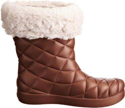 7 Molded Super Puff TR 12514 Boots Cuffed 02S bronze femme crocs 420 Boot I2 fqHUqW