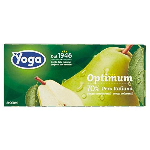 Yoga Succo di Pera - Confezione da 3 x 200 ml