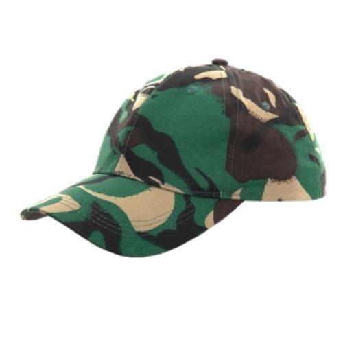 Armona - Casquette de Baseball - Homme Vert Green Camo