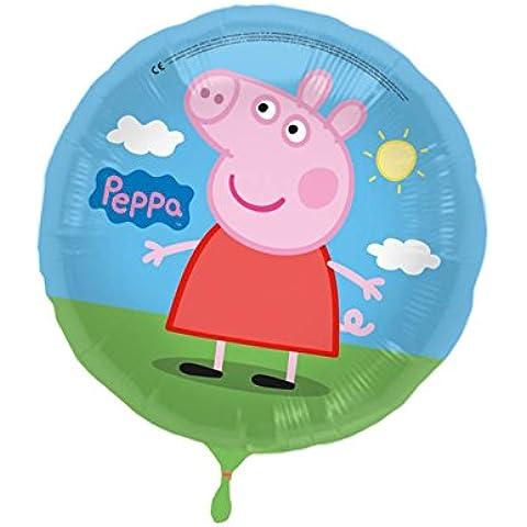 Globo aluminio Peppa Pig 43 cm