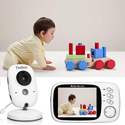 Babyphone mit Kamera video babyphone Baby Monitor mit 3.2