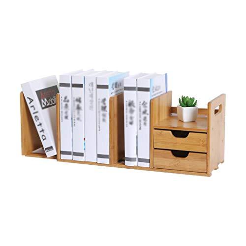 YILIAN Zhiwujia Estantería bambú Estantería Librería