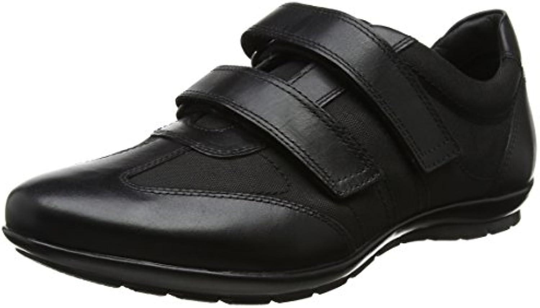 Geox Uomo Symbol D, Zapatillas para Hombre -