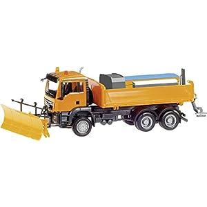 Herpa 307772Man TGS M 6x 6Invierno Servicio Vehículo kommunal