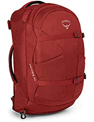 Osprey Farpoint 40 Men's Travel Pack - Jasper Red (M/L)