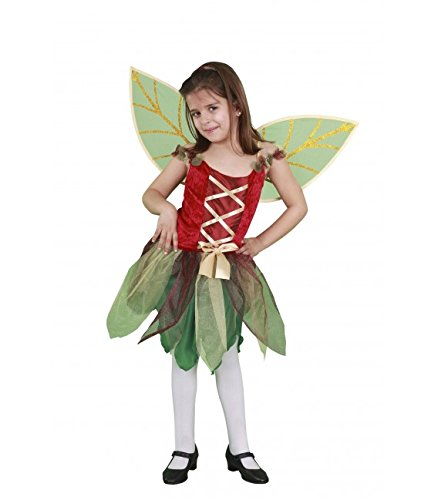 Imagen de disfraz de hada del bosque  3 4 años