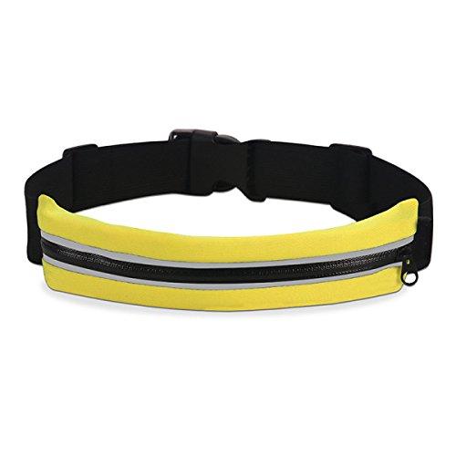 FZHLY Männer Und Frauen Outdoor Sports Taschen Mini Multifunktionale Taschen Yellow(singlePockets)