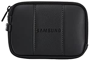 Samsung PCC9U21B Synthetic Leather Compact Case for WB35F - Black