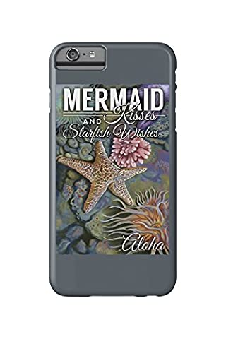 Aloha - Mermaid Kisses and Starfish Wishes - Tidepool (iPhone 6 Plus Cell Phone Case, Slim Barely There)