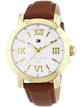 Tommy Hilfiger Watches Damen-Armbanduhr Analog Quarz Leder 1781438