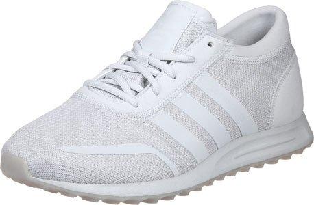 adidas Herren Los Angeles Turnschuhe, Grau light solid grey-light solid grey-light solid