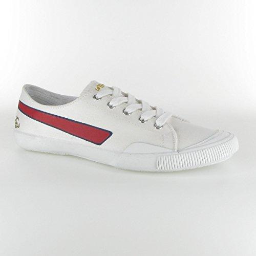 People swalk - Gas fine cotton Blanc Blanc